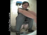 Hidden camera in women Toilet Spy to WC