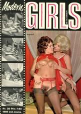 Modern Girls 28 vintage mag scans