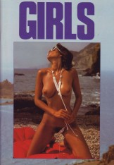 GIRLS #14 (Vintage Porn Mag)