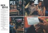 Sex Quiz vintage magazine scans