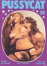 Pussycat 28 vintage mag scans