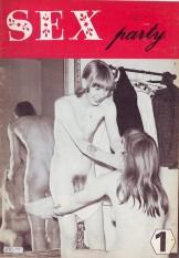 Sex Party 1 vintage mag scans