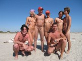 Young_Nudists at the Sea Beach #14