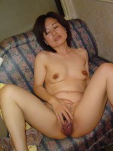 Pantyhosed big hairy cunt Asian mature fucks