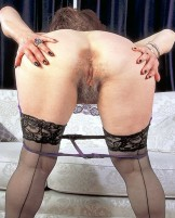 mature asses hairy pussy