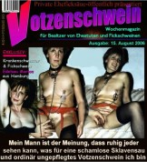 COVER von Pornomagazinen
