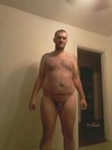 Naked Chub Small Dick