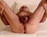 mature gay daddy nude