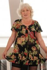 Hairy Granny Norma