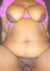 tits out. dildo in. belly bulging.