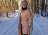 katrin naked country women