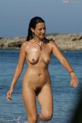 Hairy Bush Nudist Beach