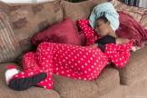 Saf red pyjamas