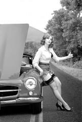 Black and White – Singles – Car modern
