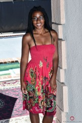 Ebony Janelle has a nice Bush