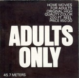 Adults Only Film Catalogue