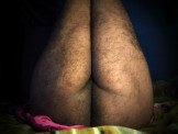 My Soft Hairy Ass