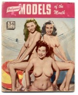 Hollywood Models Of The Month Magazine