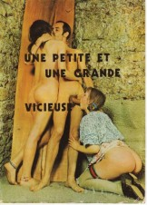 Une Petite Et Une Grande Vicieuse [French Pictue Story]