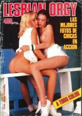 Lesbian Orgy Magazine