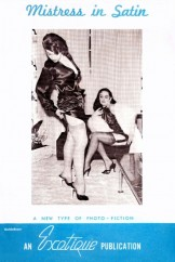 Mistress In Satin Magazine