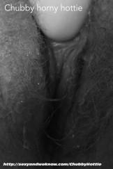 Chubby Hairy Hotti