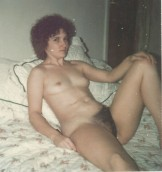Kathy Vintage and hairy