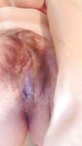 La mia figa bagnata