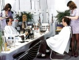 Retro Gold – Hardcore – Hairdresser threesome