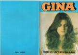 Gina – Vintage hardcore magazine (Spain)