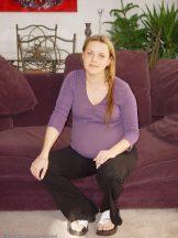 IRIS – HAIRY PREGNANT