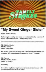 My Sweet Ginger Sister