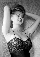 Sophia Loren – Hairy Armpits