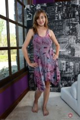 CLARA BROWN – (UN)DRESS