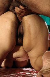 big hairy action