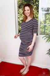 EMMA EVANS – PREGNANT