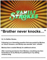 Brother Never Knocks
