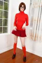 JAY TAYLOR – VELMA FROM SCOOBY DOO