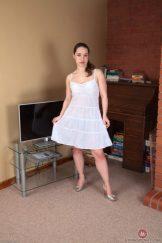 OLGA CABAEVA – WHITE