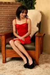 AILEENA – RED LINGERIE