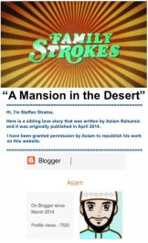Aslam & Jasmine: A Mansion in the Desert