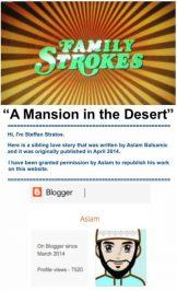 Aslam & Jasmine: A Mansion in the Desert