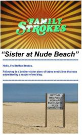 Sister at Nude Beach