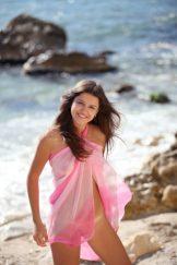 Rosetta on the Beach
