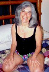 Dea – A Silver Fox Granny
