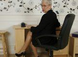 Horny Mature Secretary