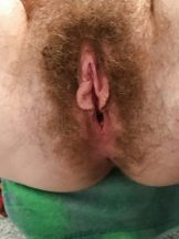 Hairy Blonde Whorewife