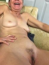 ANNE HORNY GRANNY