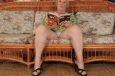 Silver Granny Margot