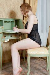 Hairy Teens – MARIAM – Lady Writer